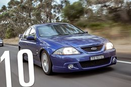 Tickford Falcon T3 T-series