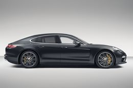 Porsche Panamera Turbo: 10 Little Things
