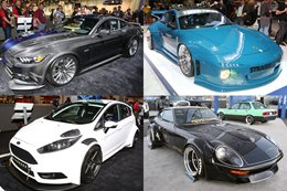 SEMA 2016 Gallery: our top 12