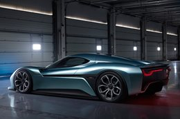 Nio EP9 is world's fastest electric vehicle