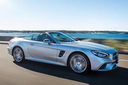 2016 Mercedes-Benz SL400 review