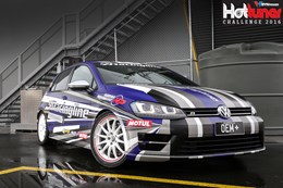 Harding Performance Volkswagen Golf R