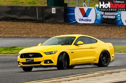 Hennessey Streetfighter Ford Mustang
