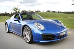 2016 Porsche 911 Targa 4S review