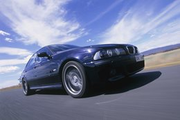 BMW E39 M5 review