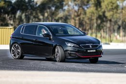 Peugeot 308 GTi 250 axed