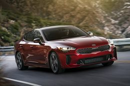 2017 Kia Stinger GT revealed