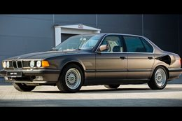 BMW 7 Series V16 manual created