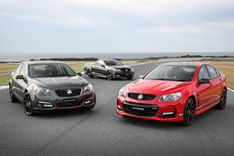Holden Commodore Special Editions sold out