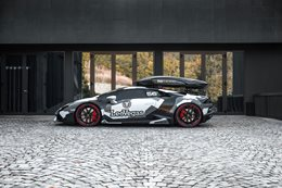 Jon Olsson Lamborghini Huracan for sale