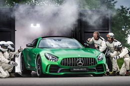 Mercedes-AMG GT R lands from $349K