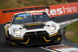 NISMO rebuilds GT-R GT3 overnight