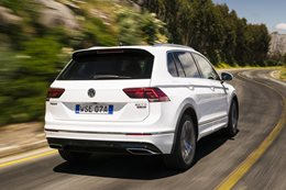 2017 VW Tiguan 162TSI review