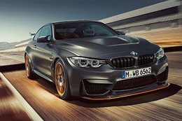 2017 BMW M4 GTS: 11 little things