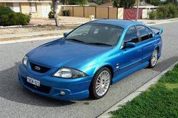 Ex-MOTOR Tickford TE50 T3 for sale