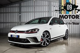 Volkswagen Golf GTI 40 years main
