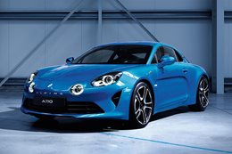 2017 Alpine A110 main