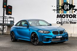 BMW M2 pure main
