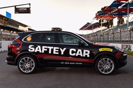 Porsche to supply Supercars Saftey car