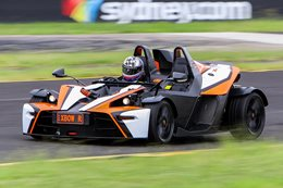 KTM X Bow available in Australia main