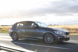 2017 BMW M140i review main