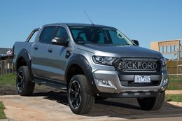 Tickford Ford Ranger quick review main