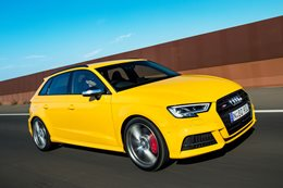 2017 Audi S3 hatchback main