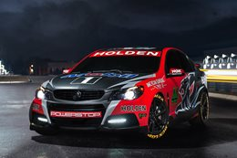 US Chevrolet SS owner adopts V8 Supercars livery main