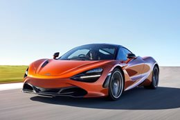 McLaren 720S local pricing revealed main
