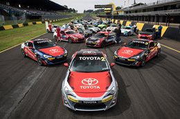 Toyota 86 Racing series back for 2017 main