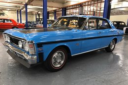 Ford Falcon GT HO Phase II sells for 500K main