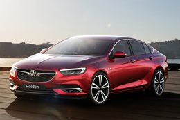 Holden's next gen Commodore Supercar details main
