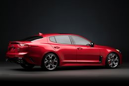 2018 Kia Stinger GT Full details main