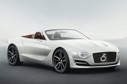 Bentley EXP 12 Speed 6e main