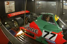 Mazda 767B hits 9000rpm on dyno main