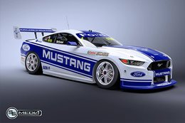 Ford Mustang Supercar main