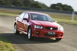 VE Holden Commodore resale outperforming BMWs main