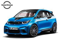 BMW i3M sweet dream main