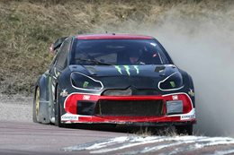 Oliver Solberg Citroen DS3 main