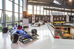 Ayrton Senna exhibition