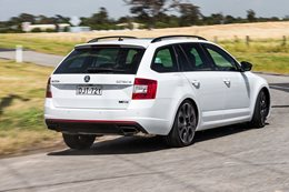 2017 Skoda Octavia long term main