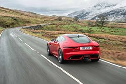 2018 Jaguar F Type four cylinder main