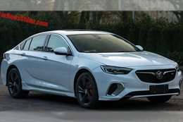 Buick Regal GS China