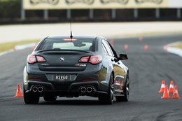 HSV GEN F2 ClubSport R8 LSA Media Drive