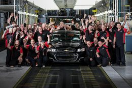 Final Chevrolet SS built 1