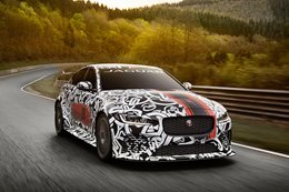 Jaguar XE SV Project 8main