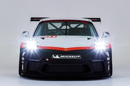 New Porsche GT3 car one