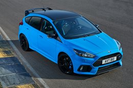 Ford Focus RS Option Pack main