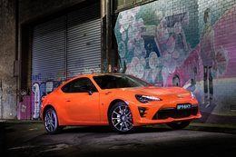 Limited edition Toyota 86 1