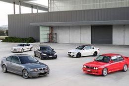 30 years of BMW m3